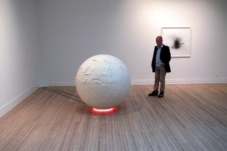 Felt Sphere