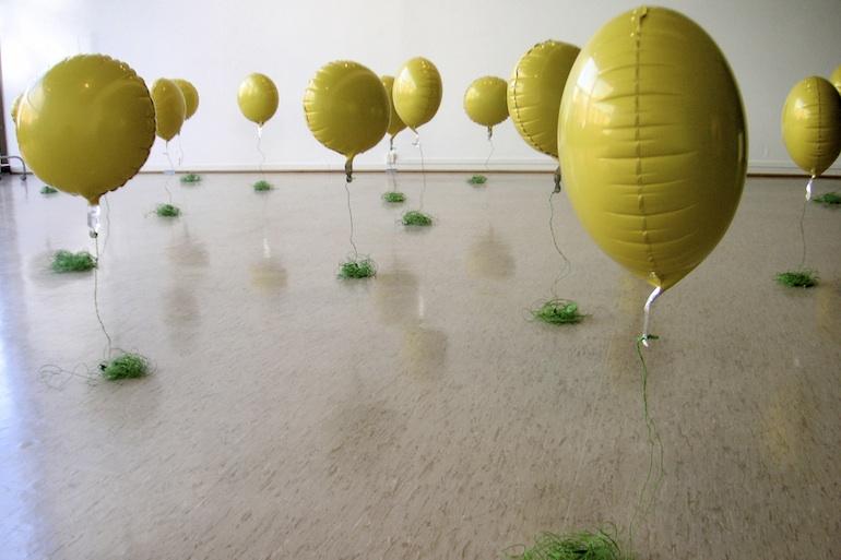 Floating Field