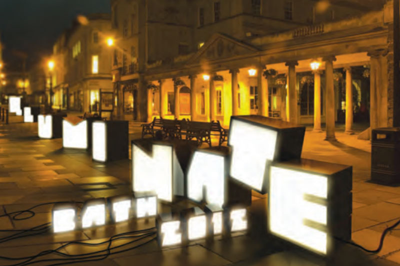 Illuminate Bath–2012–tine Bech Studio–catch Me Now