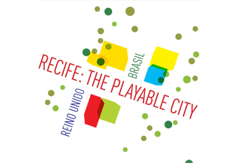 Recife Playable City Brasil Tine Bech Studio